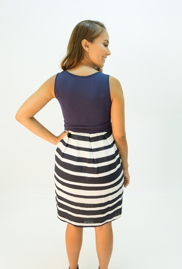 Kekoon Nautical Dress - XS