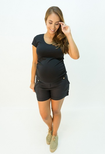 Boardwalk Short Maternity Shorts