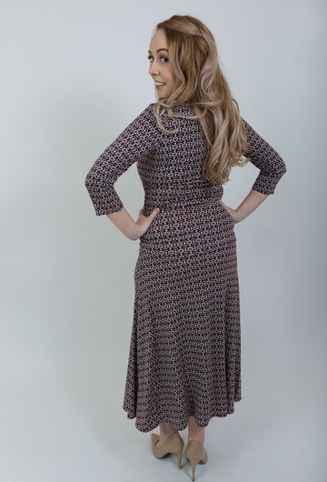 Lara 3/4 Sleeve Dress