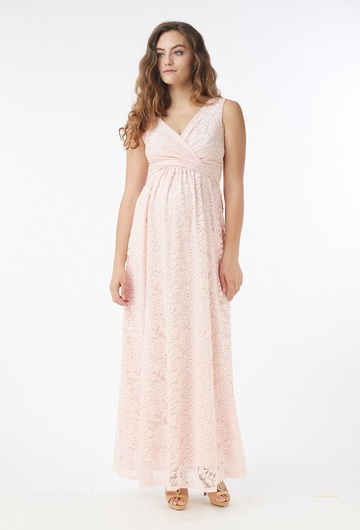 Chantilly Lace Maternity Dress
