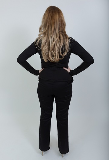 Regular Fit Maternity Trousers