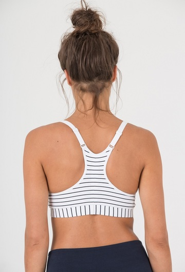 Sports Crop - Stripe