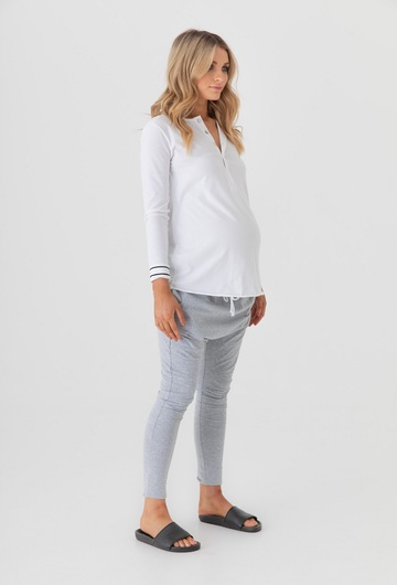 Hendrix Organic Cotton Maternity Top