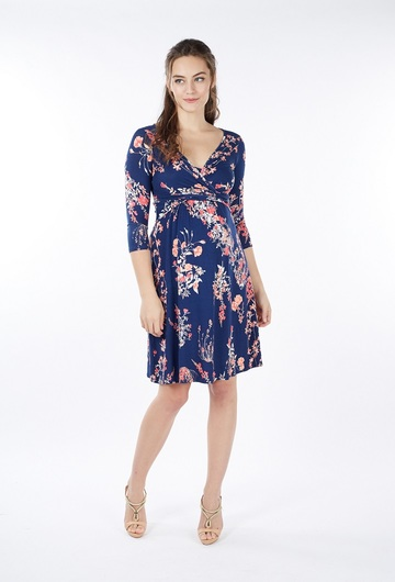 Nahla Maternity and Nursing Dress