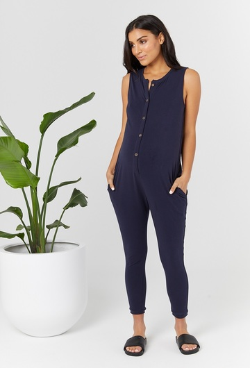 Saint Maternity Jumpsuit