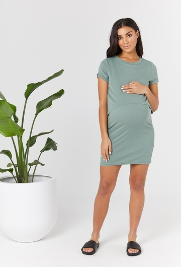 Vienna T Shirt Dress
