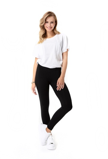 Easy Maternity Leggings Low Rise