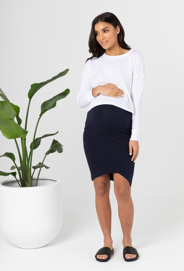 Bellevue Skirt Navy