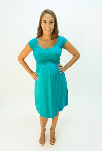 Lola Mae Maternity and Nursing Dress Size XS