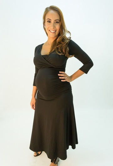 Dana 3/4 Sleeve Dress