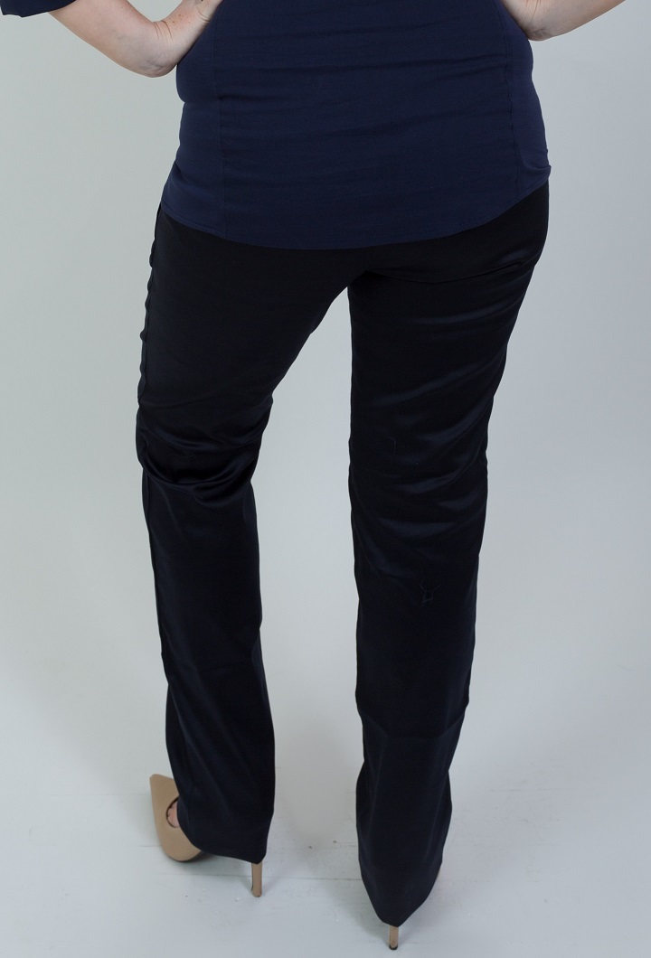 Slim Fit Maternity Trousers