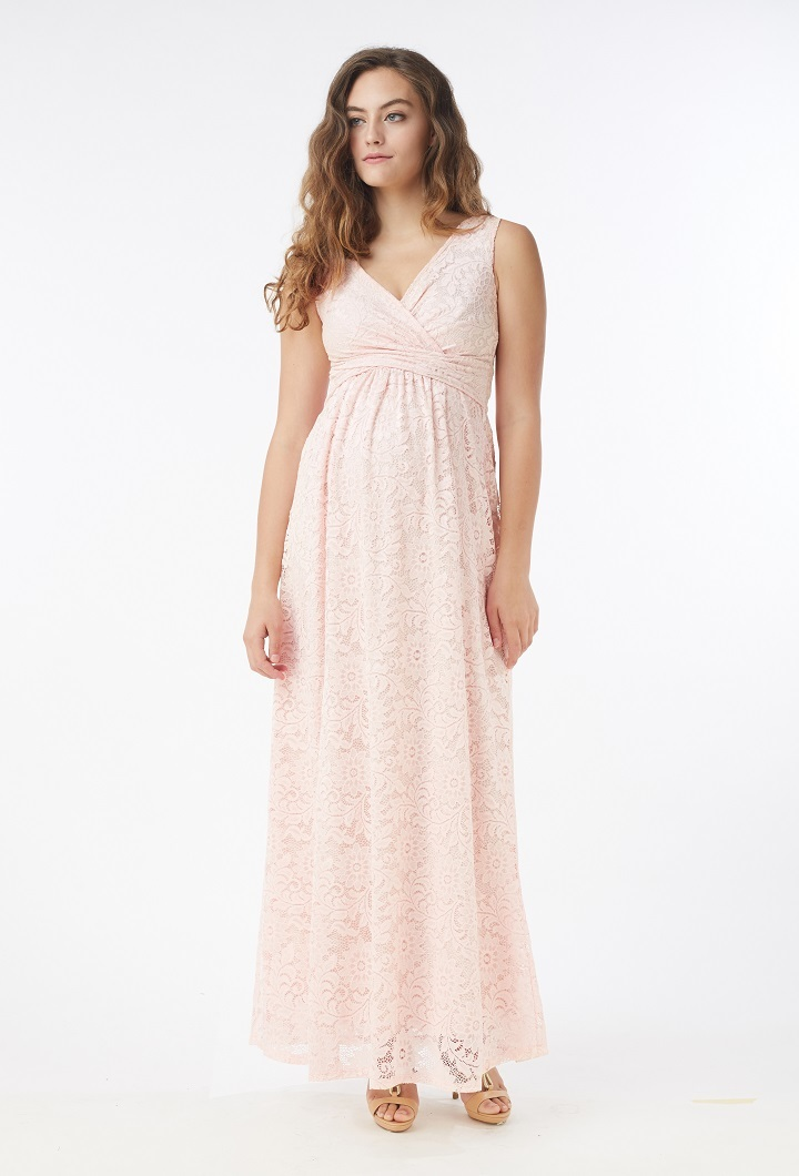 Chantilly Maternity Dress