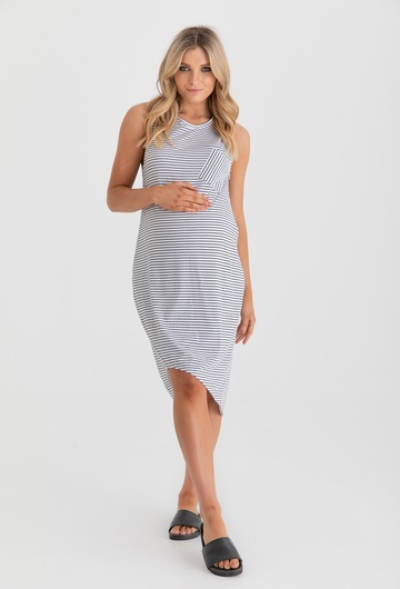 Collage Maternity Dress