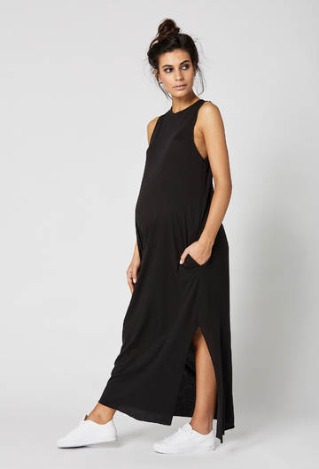 Park Avenue Maternity Maxi Dress Dubai