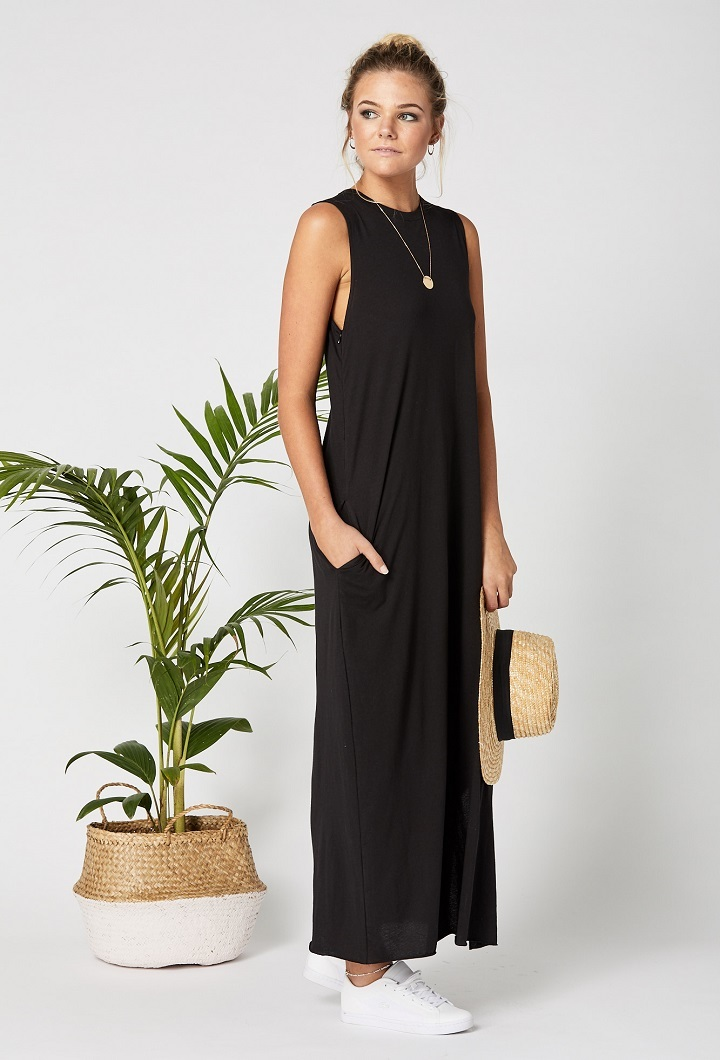 Park Avenue Post Partum Maxi Dress Dubai