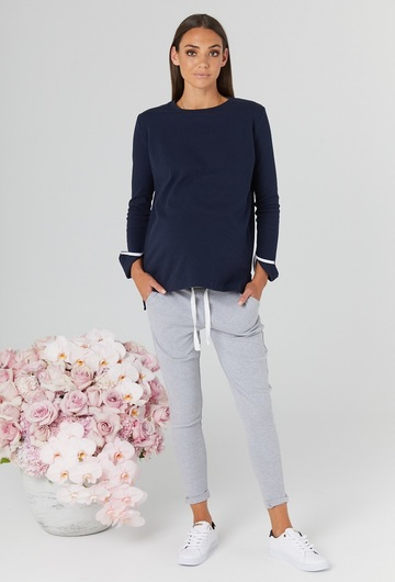 Rancho Relaxo Jumper Navy