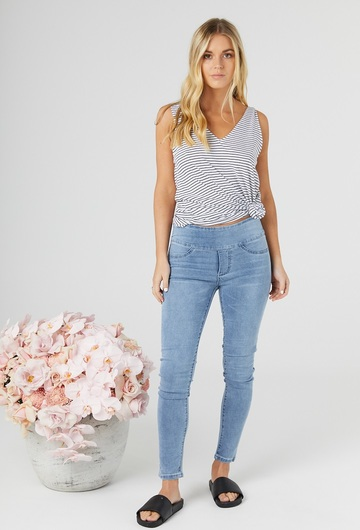 Saturday Denim Jeggings