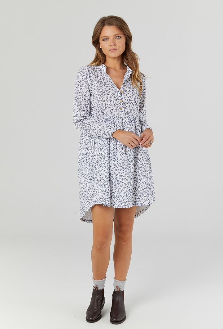 Sienna Nursing Dress