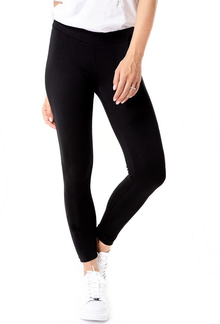 Easy Low Rise Maternity Leggings Front
